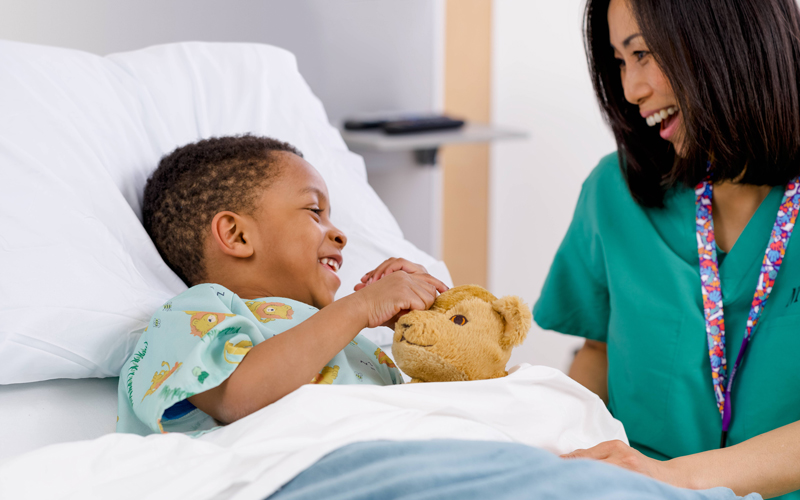 Visit the Hassenfeld Children's Hospital at NYU Langone Health