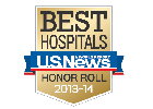 "NYU Langone Medical Center Achieves Honor Roll Status in U.S. News & World Report's 2013-2014 ""Best Hospitals"" Ranking"