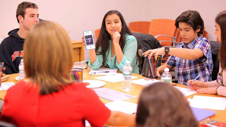 Children and the Family and Youth Advisory Councils