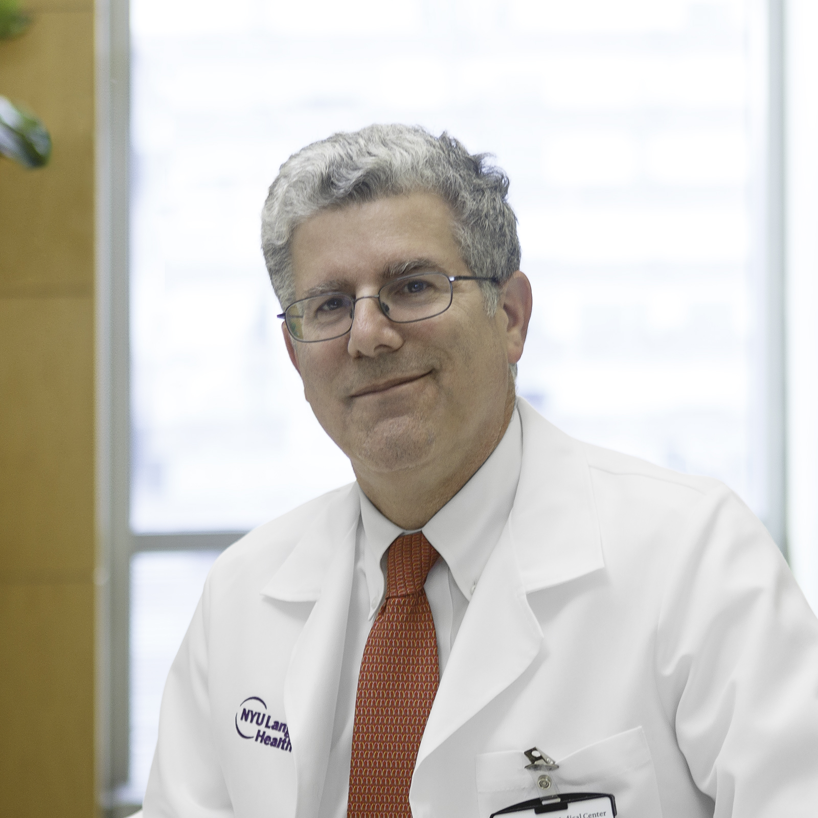 Oncologist Dr. Michael Grossbard