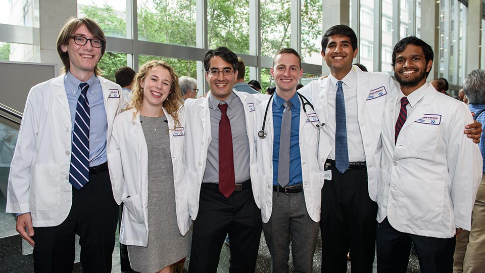 NYU School of Medicine Welcomes Class of 2020 | NYU Langone Health