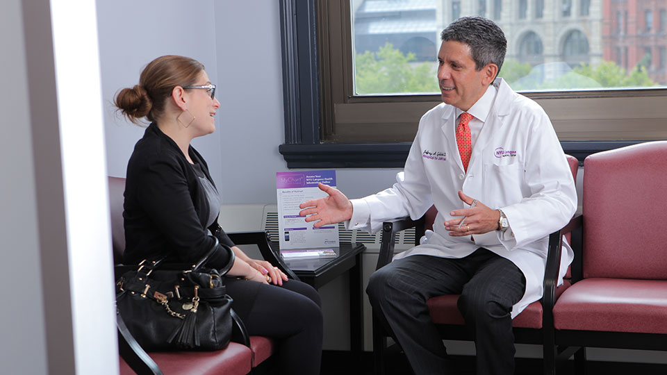 Dr. Jeffrey A. Goldstein at Seaport Orthopaedics