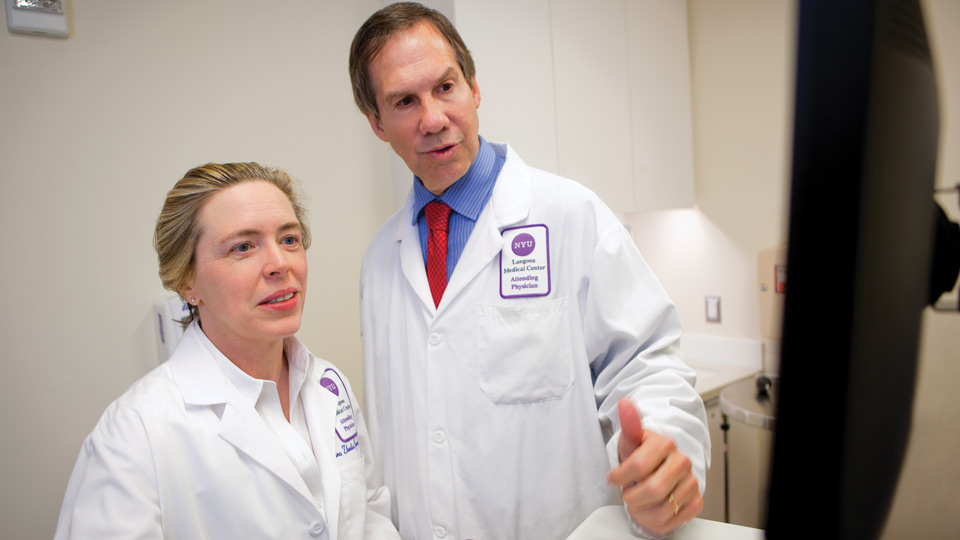 Dr. Laura Balcer and Dr. Steven Galetta Discuss Results