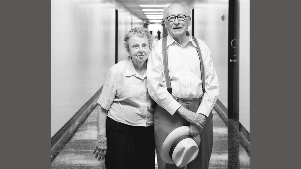 Dr. Ruth Nussenzweig and Dr. Victor Nussenzweig