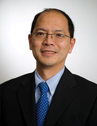 Hematology-Oncology Chief Dr. Kwok-Kin Wong
