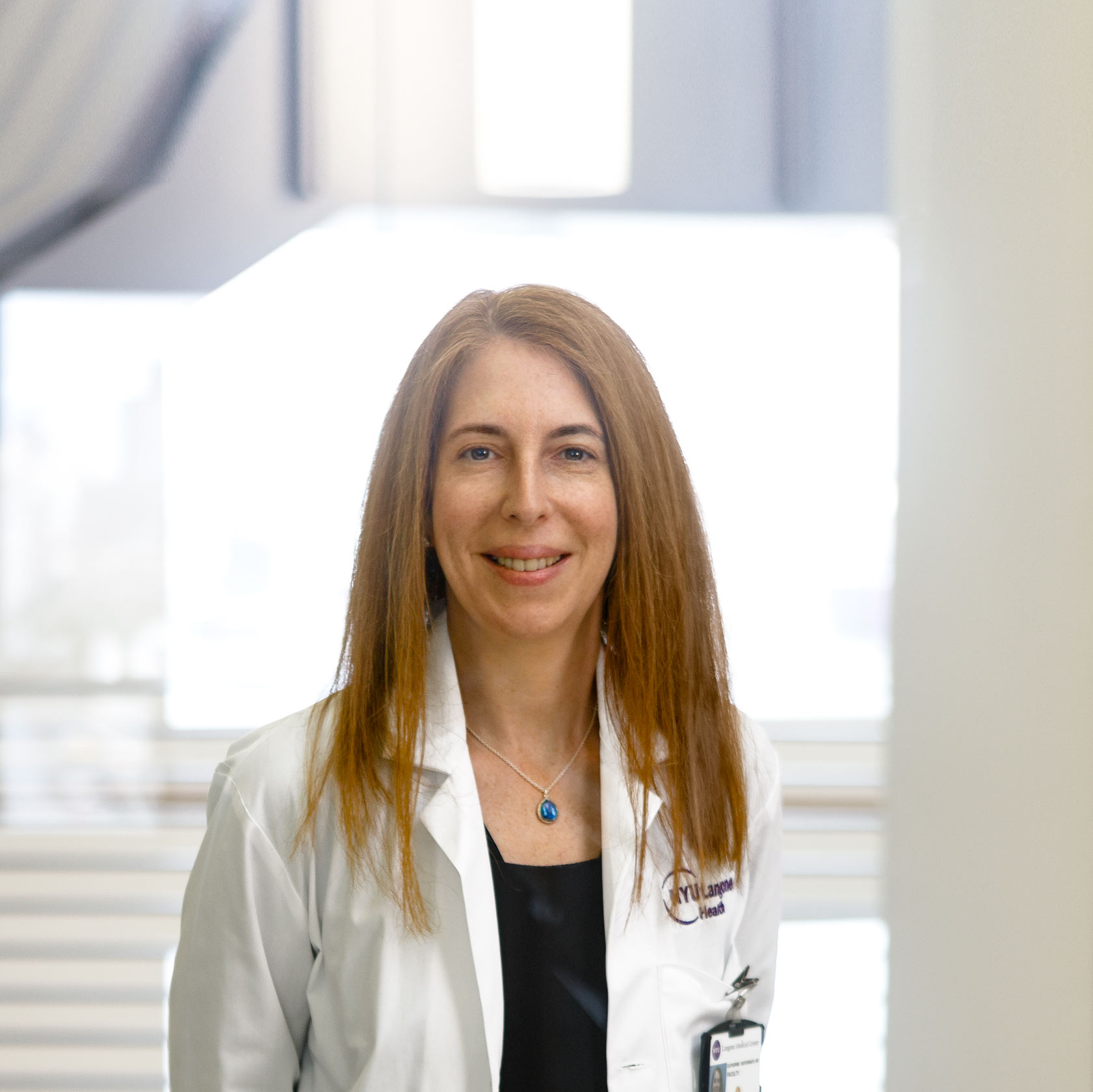 Hematologist Dr. Catherine Diefenbach