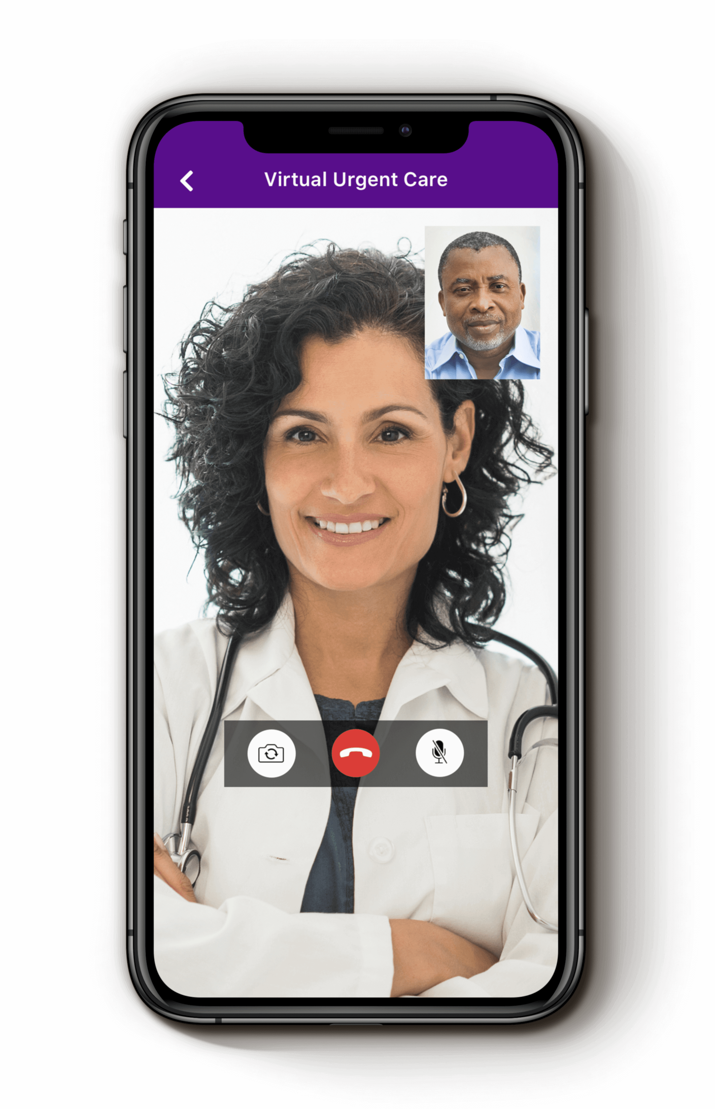Virtual Urgent Care Through the NYU Langone Health App