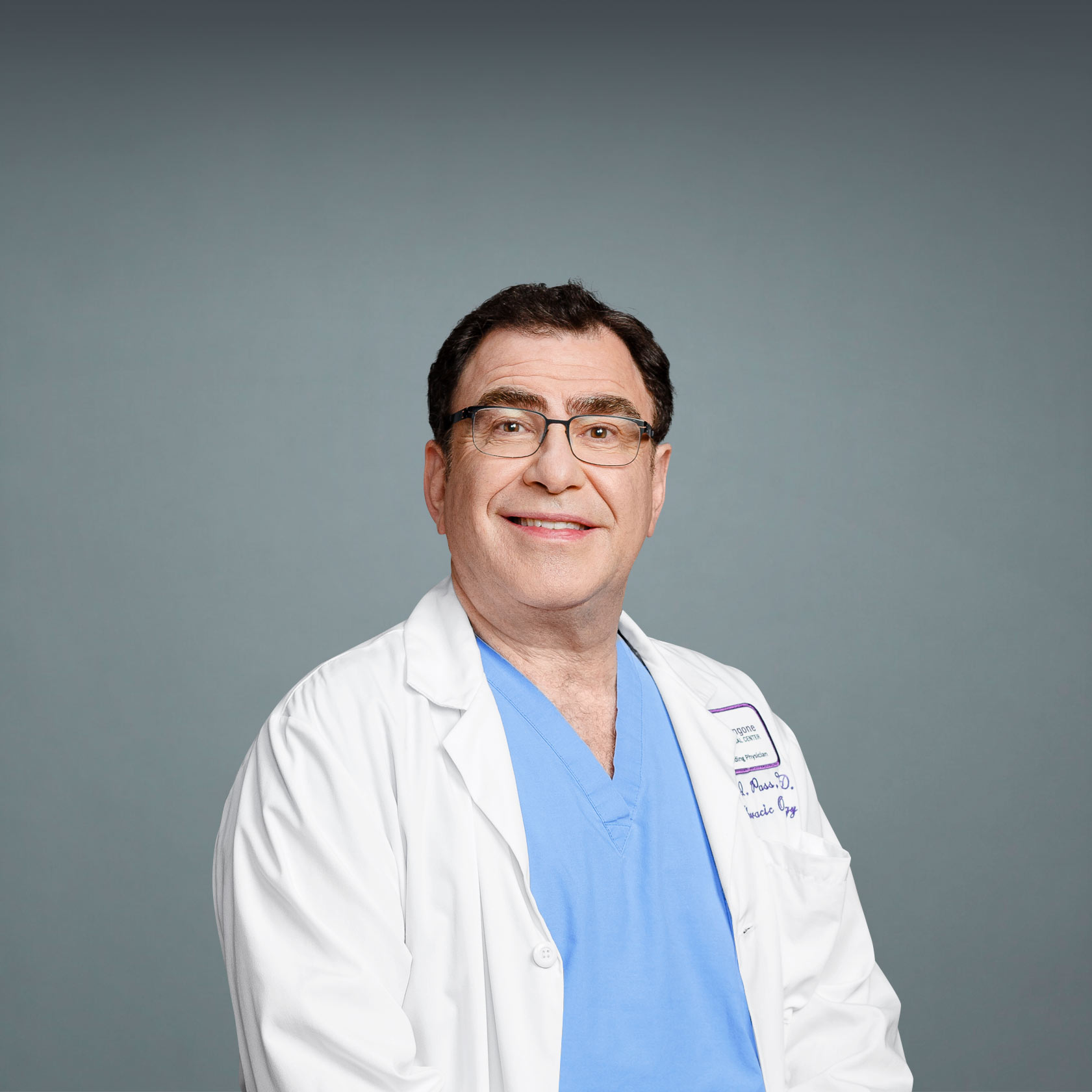 Thoracic Surgeon Dr. Harvey Pass