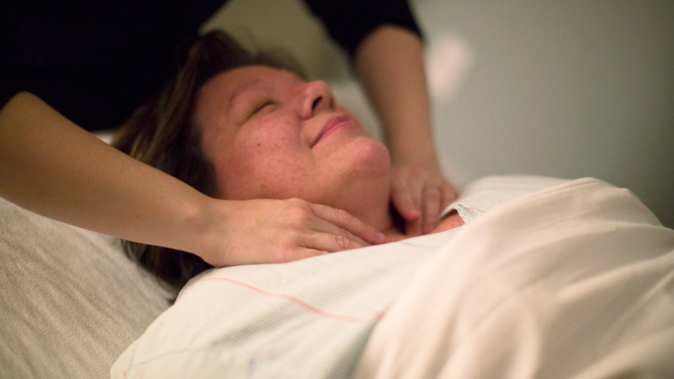 Massage Therapist Rebecca Smith