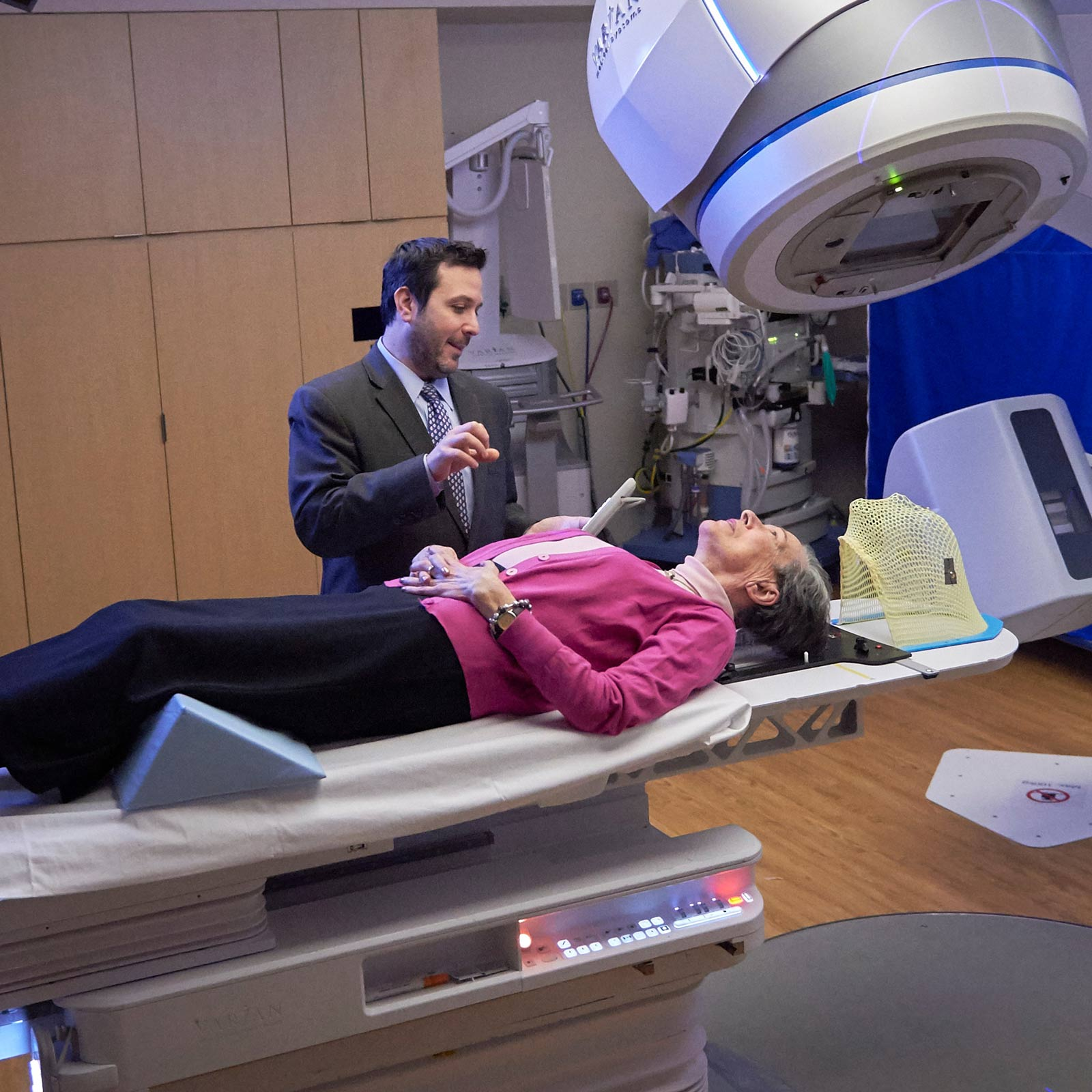 Metastatic Brain Tumors Radiation Therapy