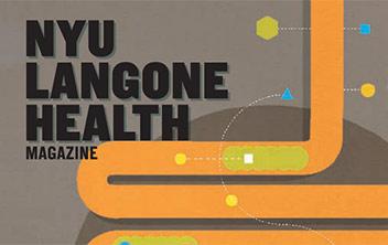 NYU Langone Health Magazine