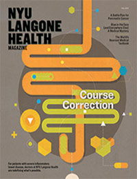 NYU Langone Health Magazine Fall 2017
