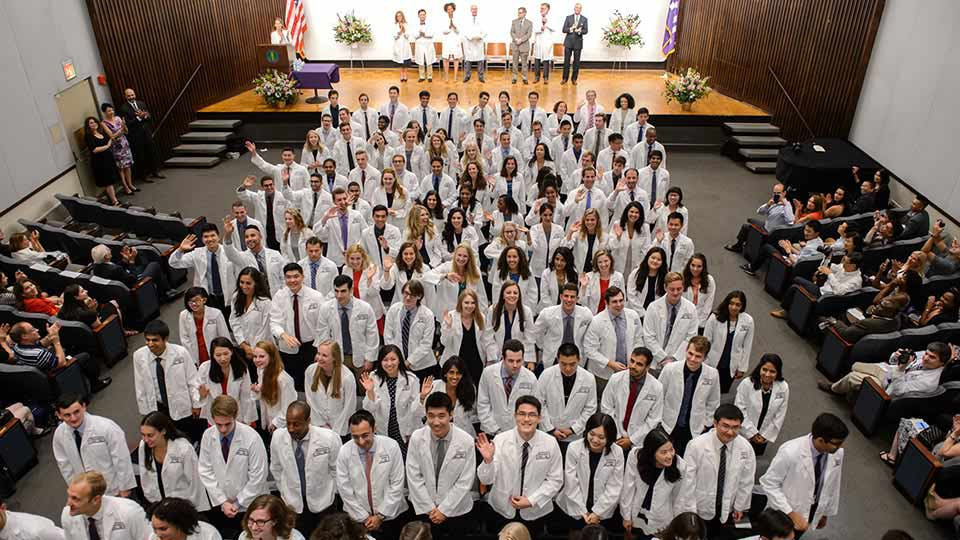 NYU School of Medicine Welcomes Class of 2020 | NYU ...