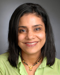 Physician-Scientist Dr. Leena Gandhi