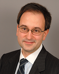 Researcher and Psychiatrist Dr. Dan Iosifescu