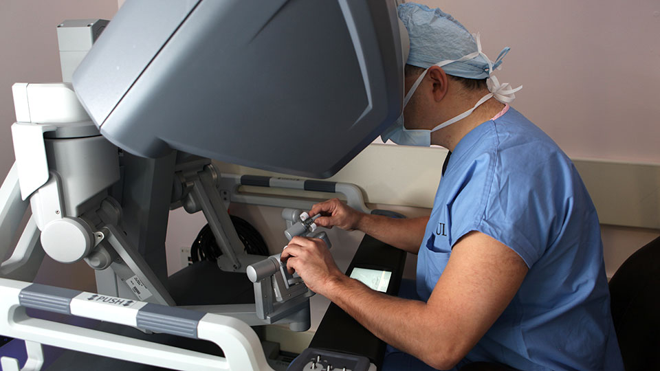 Robotic Surgical Technology