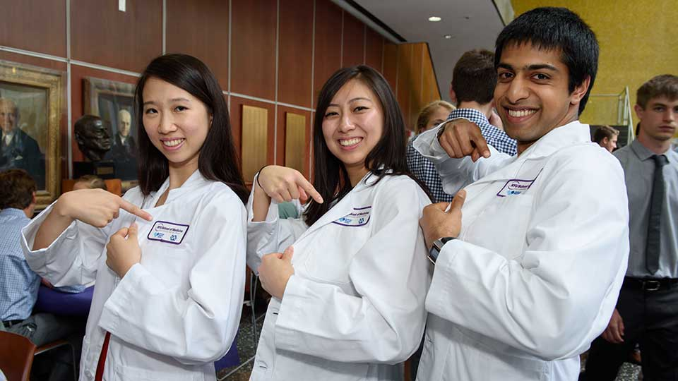 NYU School of Medicine Welcomes Class of 2020 | NYU Langone ...