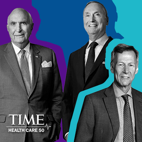 NYU Langone Health: NYU Langone Leaders Included in TIME Magazine's 50 Most Influential People in Health Care 2018
