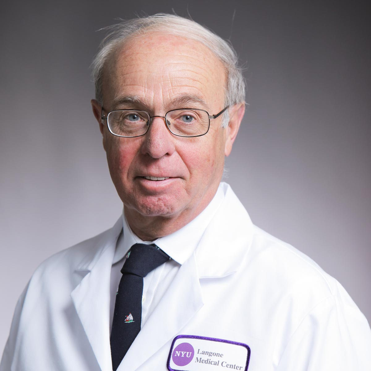 John Ackert at [NYU Langone Health]