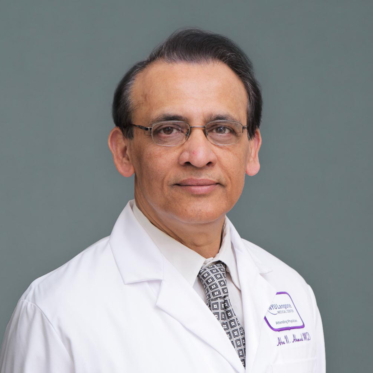 Abu Ahmed,MD. Medical Oncology, Hematology