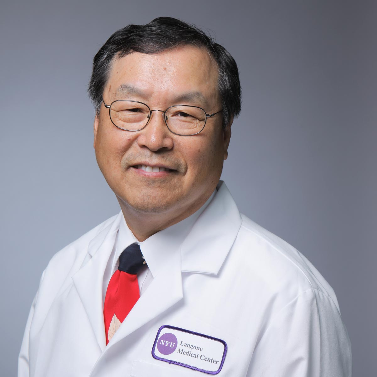 Jung Ahn at [NYU Langone Health]