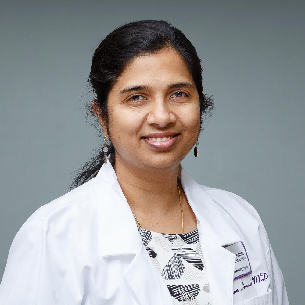 Deepa Aravind,MD. Endocrinology