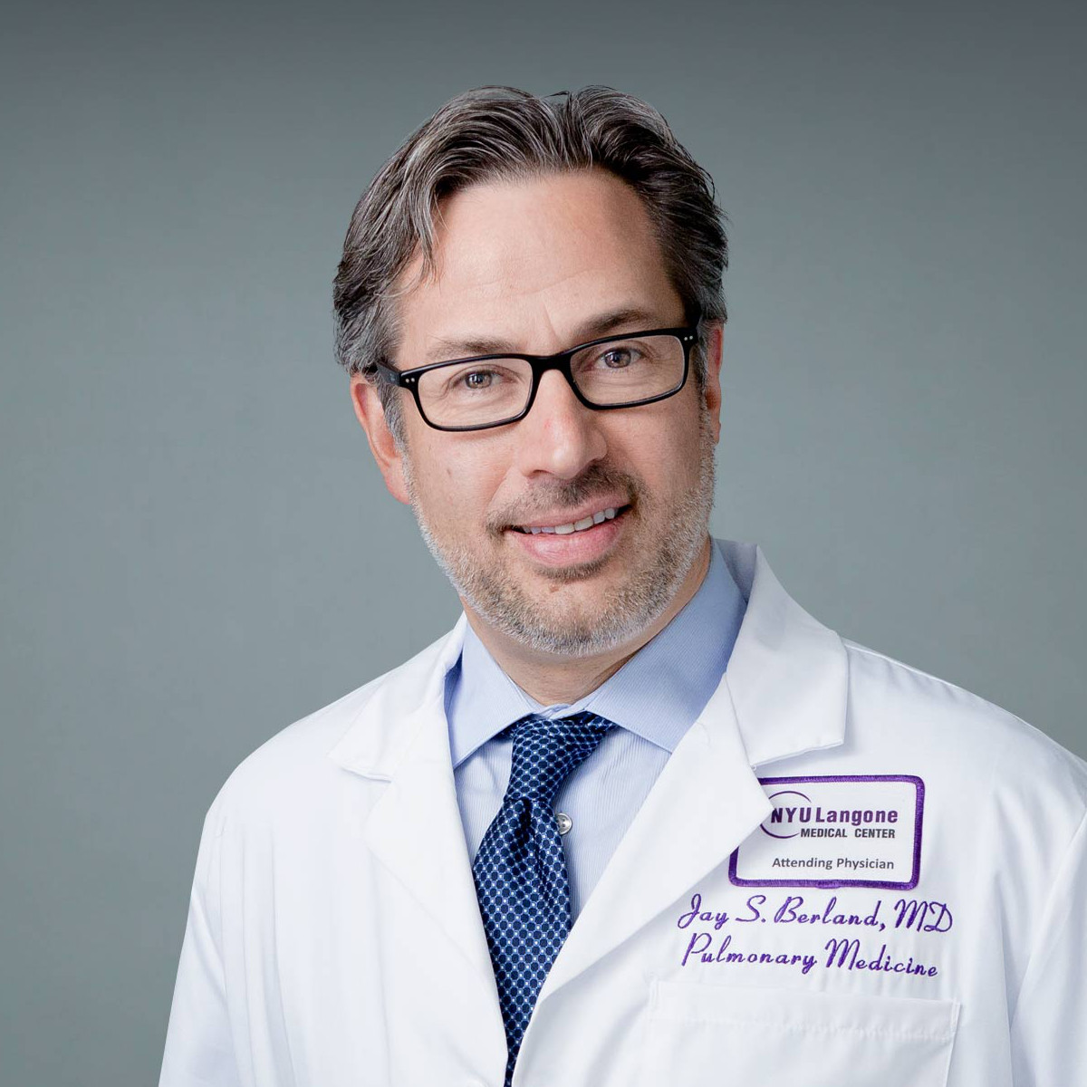 Jay S. Berland,MD. Pulmonary Medicine, Sleep Medicine