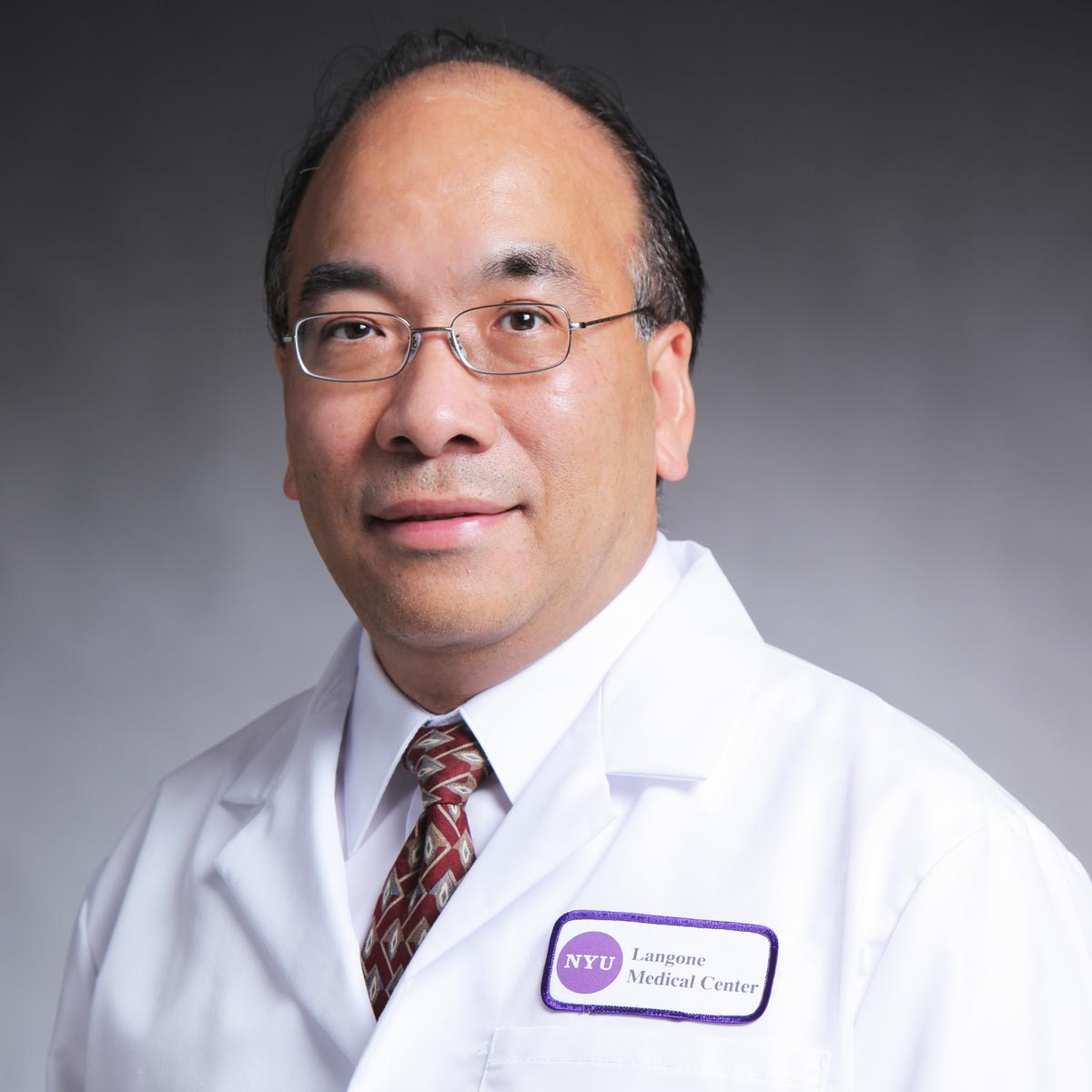 Thomas Chan at [NYU Langone Medical Center]