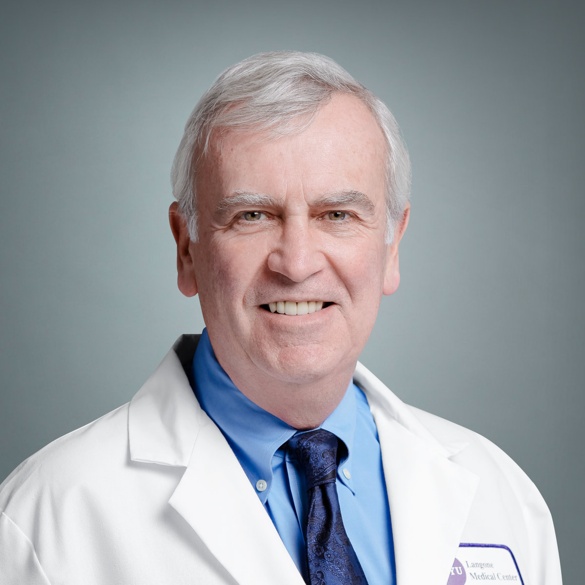Bernard Crawford at [NYU Langone Medical Center]