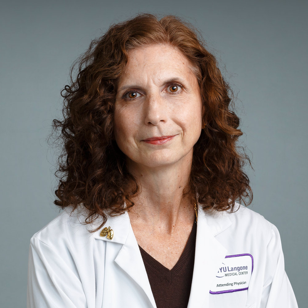 Suzette Garofano at [NYU Langone Medical Center]