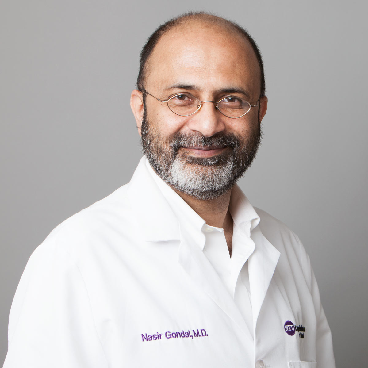 Nasir Gondal at [NYU Langone Health]