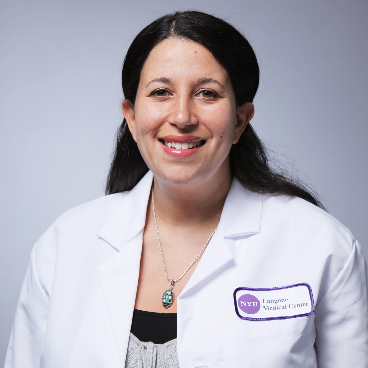 Sally Habib at [NYU Langone Health]