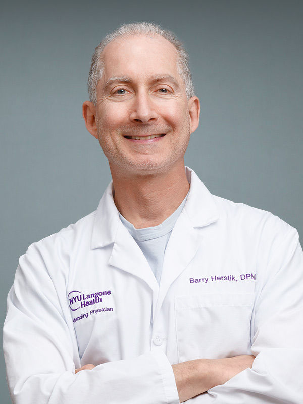 Podiatry at NYU Langone Health