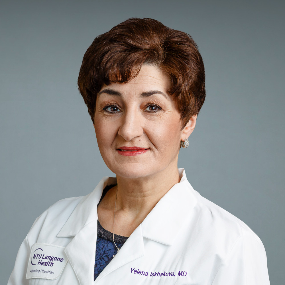 Yelena Iskhakova,MD. Internal Medicine