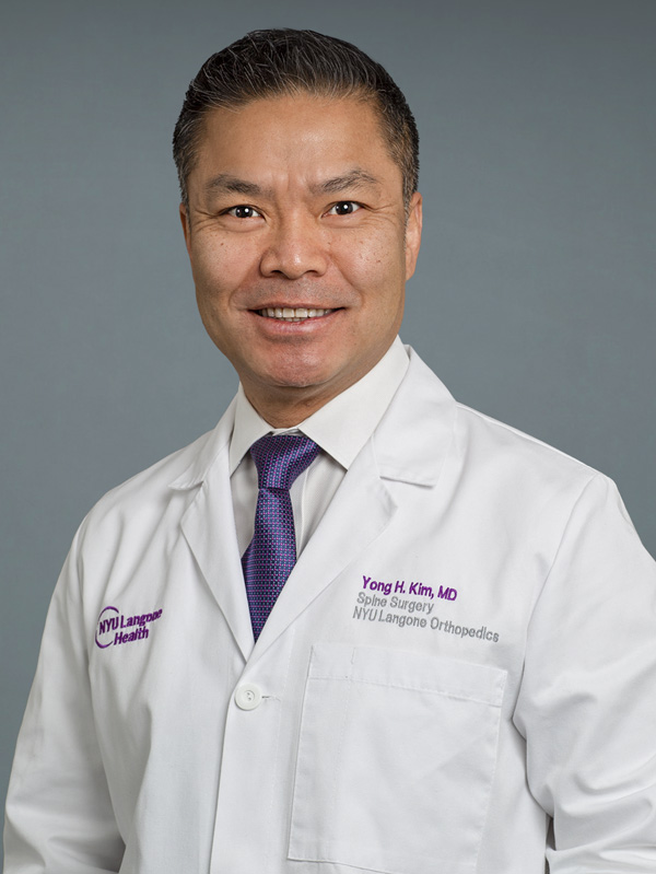 Orthopaedic Surgery at NYU Langone Medical Center