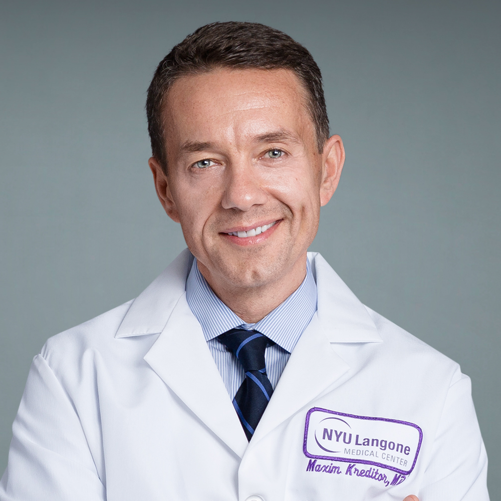 Maxim Kreditor,MD. Hematology, Medical Oncology