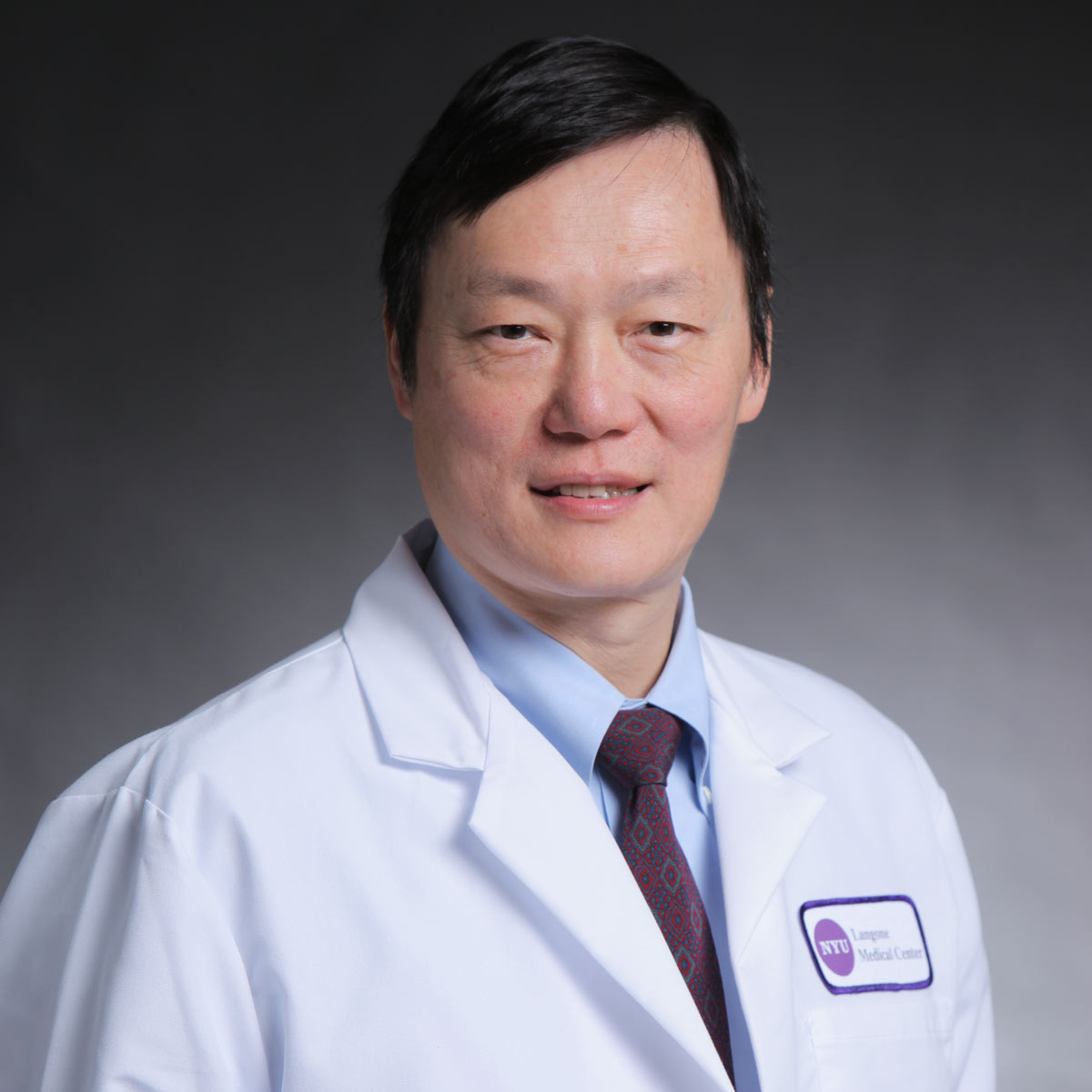 David Liu at [NYU Langone Medical Center]