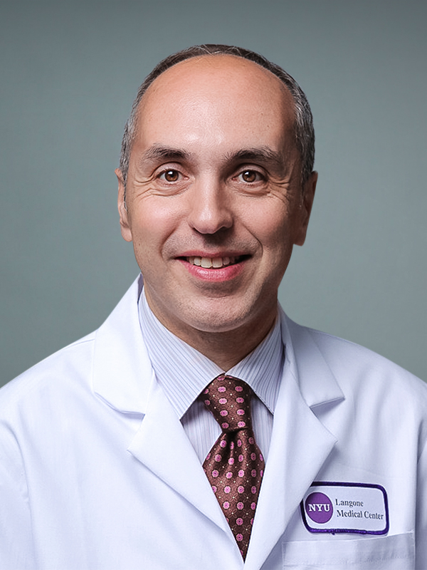 Tibor Moskovits at [NYU Langone Medical Center]