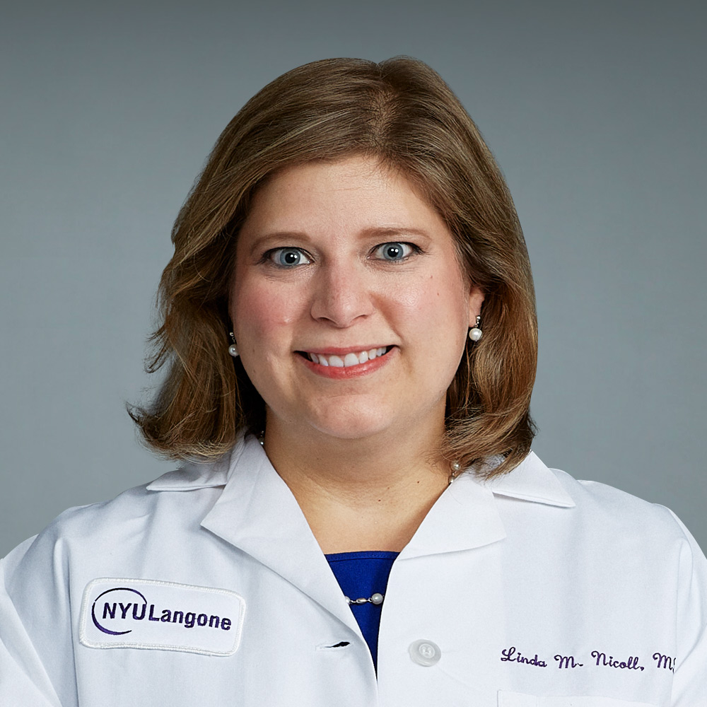 Linda M. Nicoll,MD. Gynecology, Minimally Invasive Gynecologic Surgery