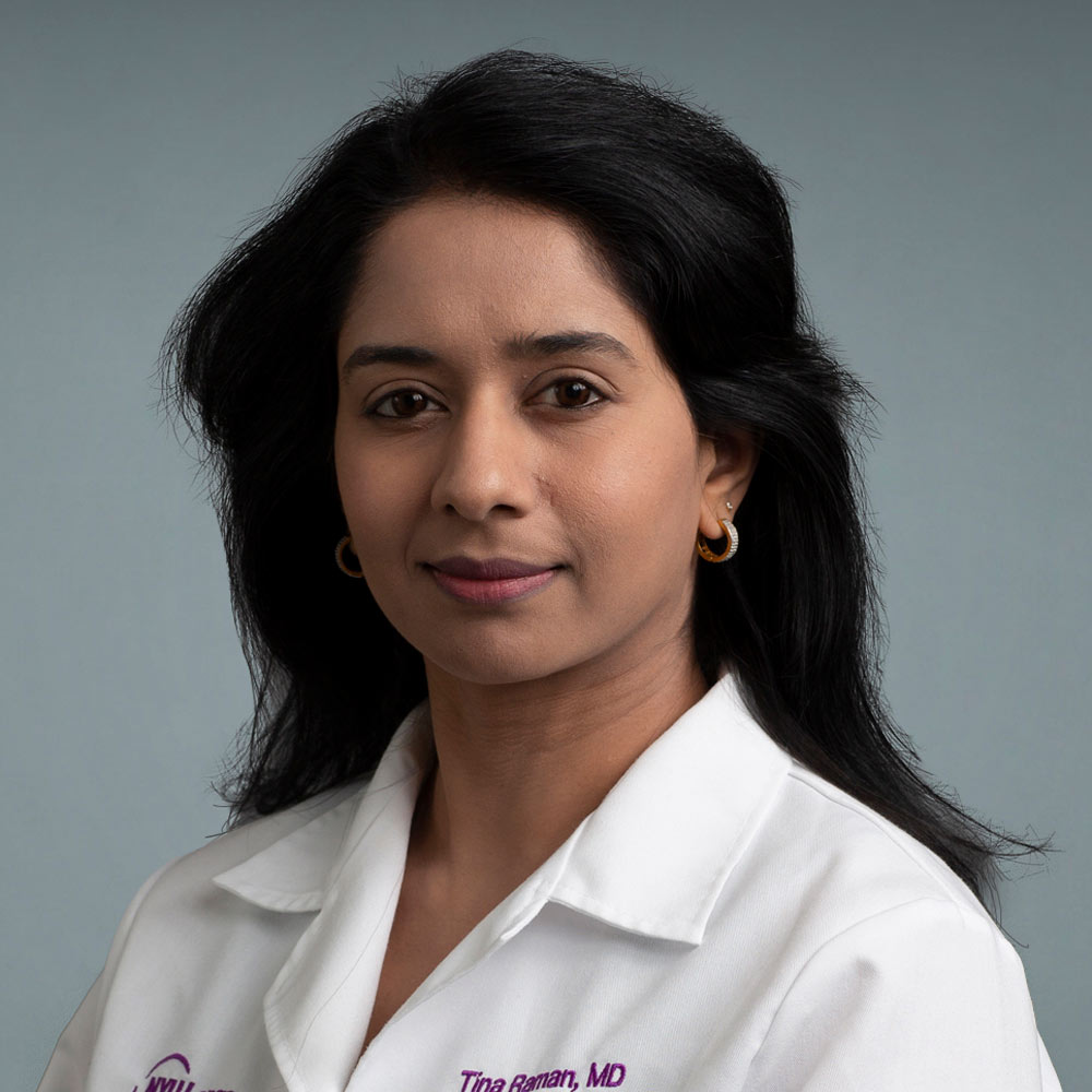 Tina Raman,MD. Spine Surgery
