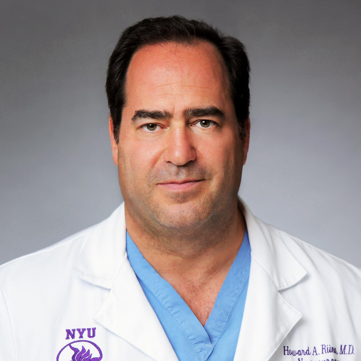 Howard A. Riina,MD. Neurosurgery