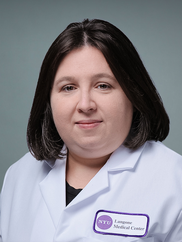 Theresa Ryan at [NYU Langone Medical Center]