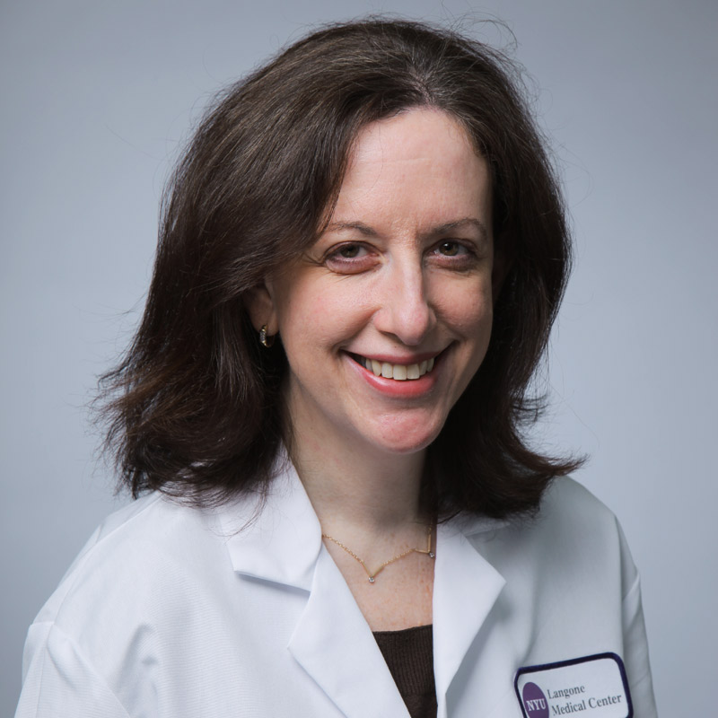 Gail Schattner at [NYU Langone Medical Center]