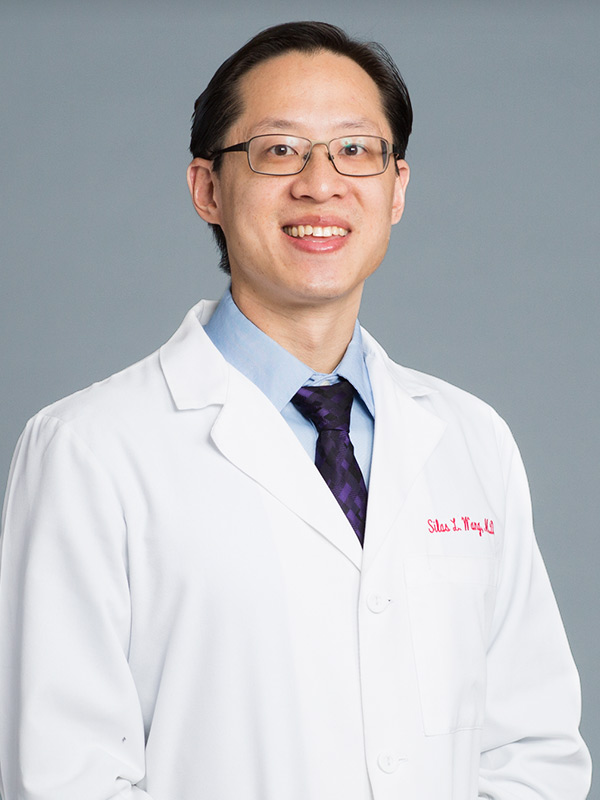Silas Wang at [NYU Langone Medical Center]