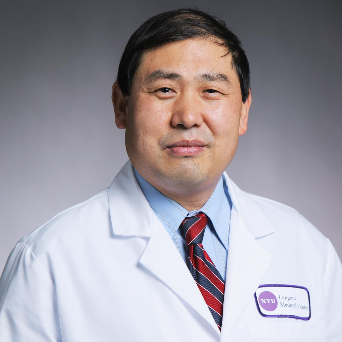 Shengping Zou at [NYU Langone Health]