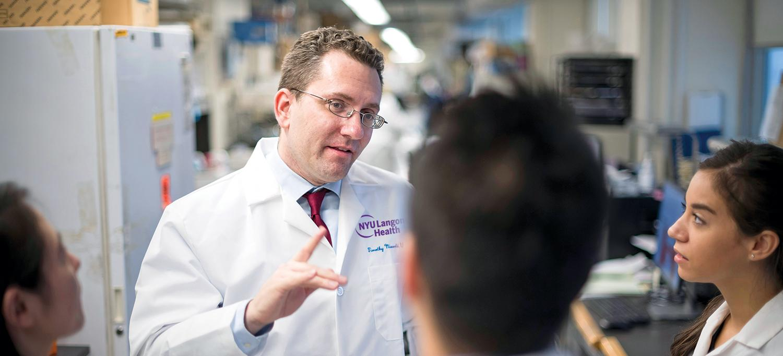 Building New Bridges to Overcome Autoimmunity | NYU Langone News