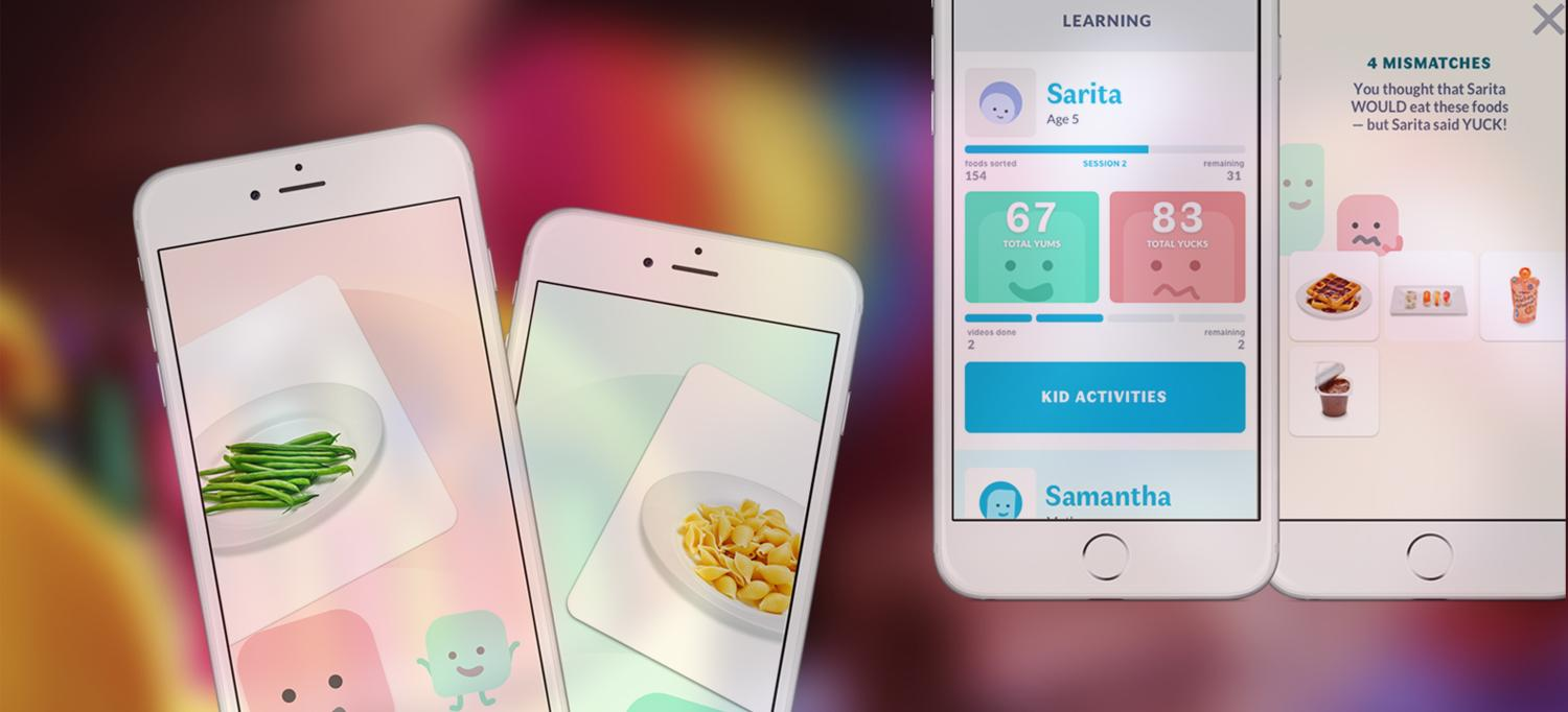 When to Wonder: Picky Eating App