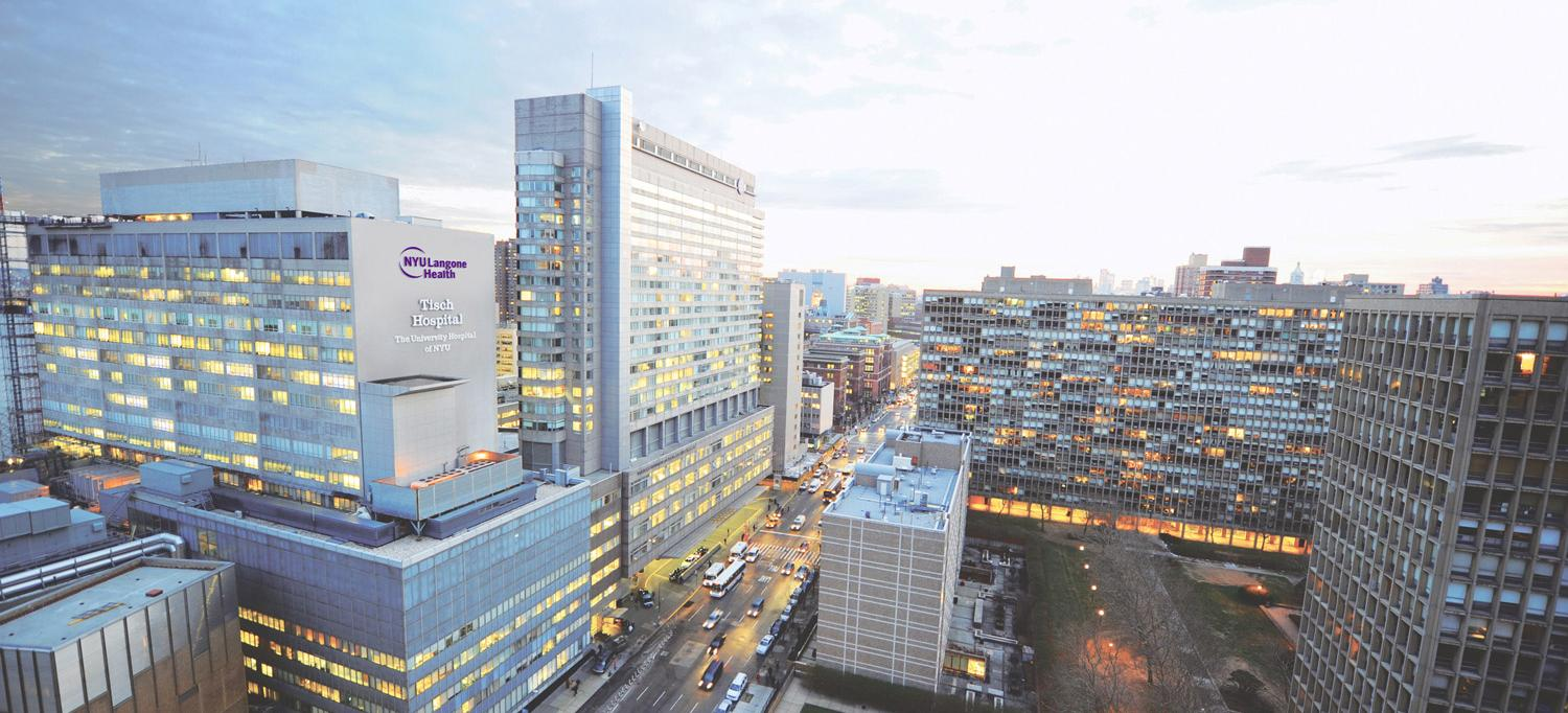 NYU School of Medicine Is No  3 in the Nation & No  1 in New