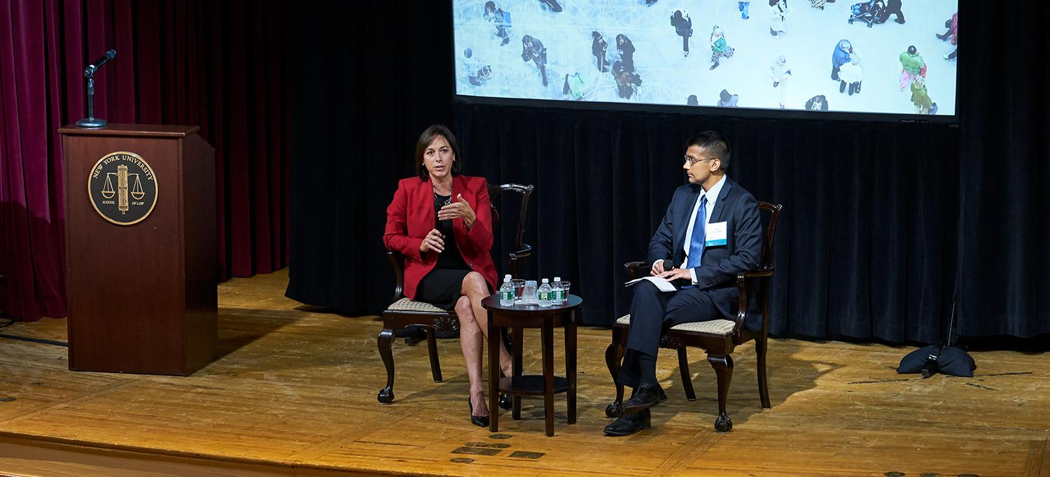 Karen DeSalvo Speaks at NYU Langone Conference
