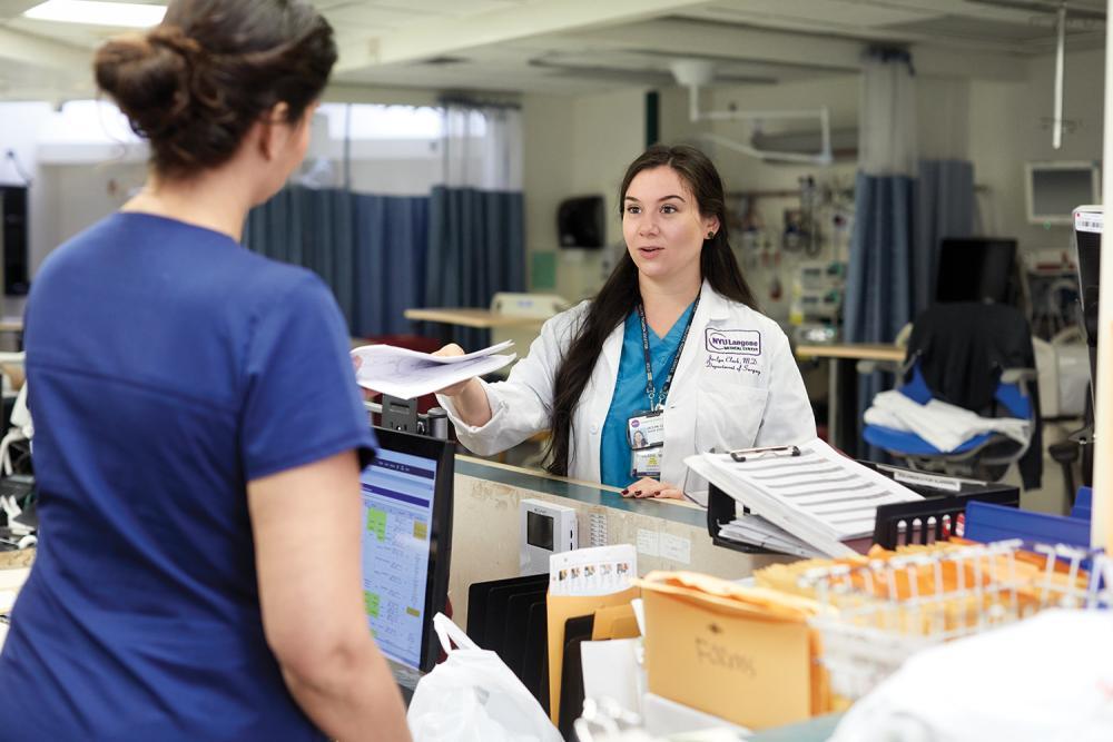 Meet NYU School of Medicine's First All-Female Class of